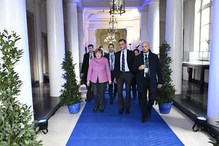 EPP Summit, Brussels, March 2017
