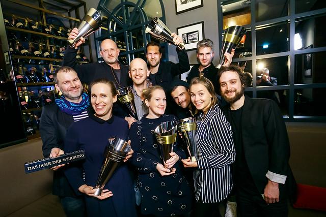 Winners' Dinner 2017
