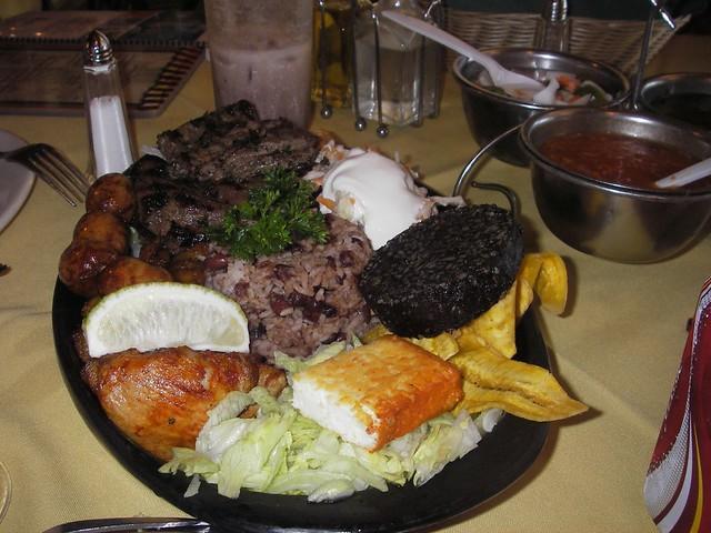 Nicaraguan food   Flickr - Photo Sharing!