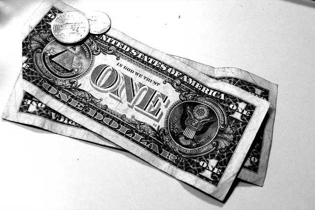 Money bw