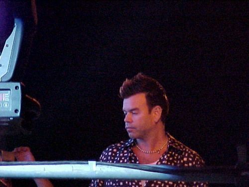 The Establishing Shot: BACKSTAGE PAUL OAKENFOLD PLAYS CLAPHAM COMMON by Craig Grobler