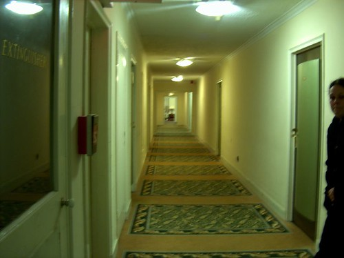 Welcome to the Hotel Pennsylvania
