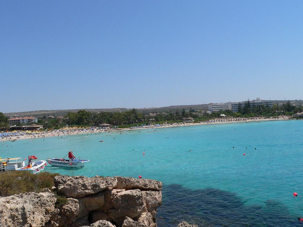 Nissi Beach кипр Cyprus