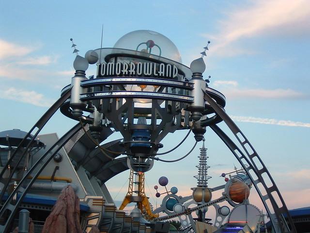 Tomorrowland (Disney Magic Kingdom) | Flickr - Photo Sharing!