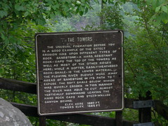 The Towers Sign--Breaks Interstate Park