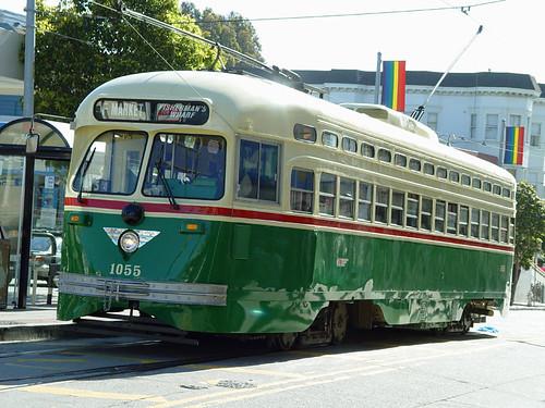 Streetcar by Franco Folini