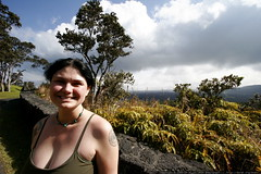 just finished six miles of crater hiking    MG 5939