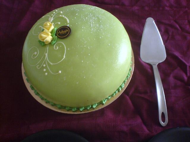 Ambrosia Bakery Princess Cake