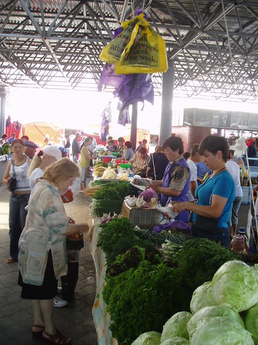 Piaţa Centrale, Chisinau