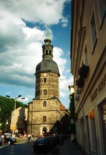 Bad Schandaun kirkko