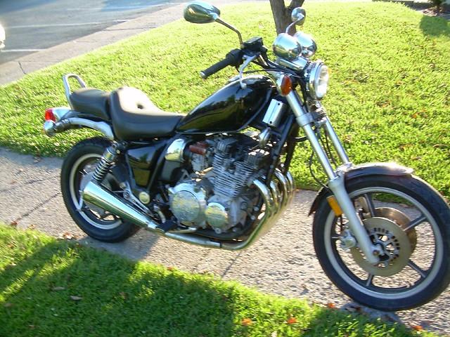 1985 Yamaha XJ700 X, Maxim X, little beast for sale in ...