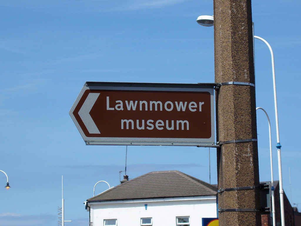 Lawnmower Museum