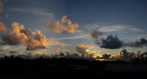 panorama sunrise geotagged dawn photo exposure paradise mosaic ev papuanewguinea lihir autostich geo:lat=306561 geo:lon=152635031