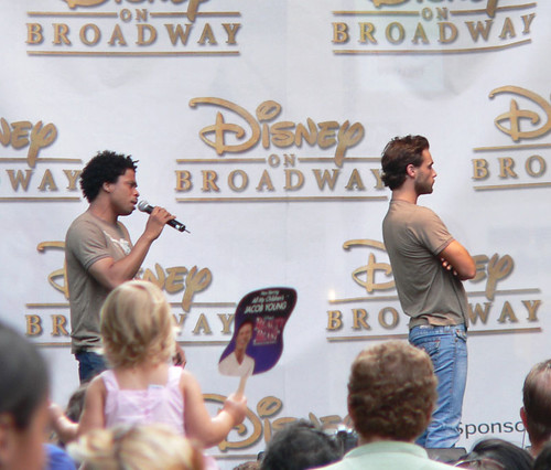 Disney on Broadway Live @ J&R