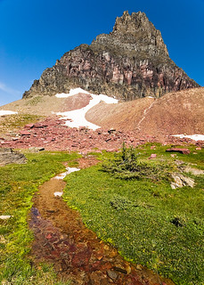 Clements Mountain - Glacier National Park
