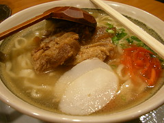 Okinawan noodle