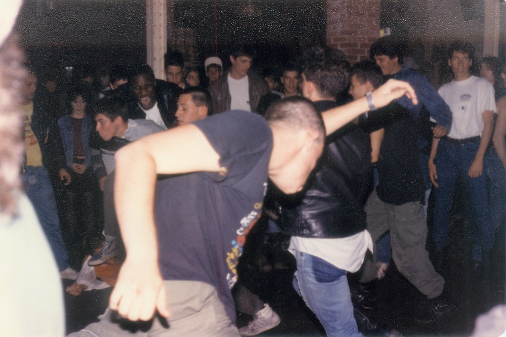MOSH PIT 1984- The LIVING ROOM-Providence,RI | Flickr - Photo Sharing!