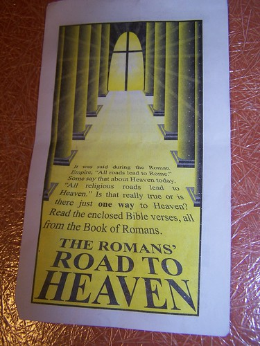 The Romans' Road To Heaven