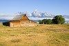 Barn on Mormon Row by Robby Edwards