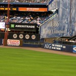 Queens - Flushing: Shea Stadium - Retired Numbers