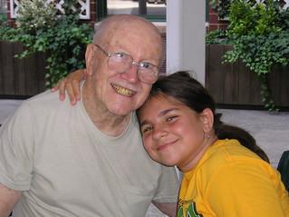 DQ and grandpa
