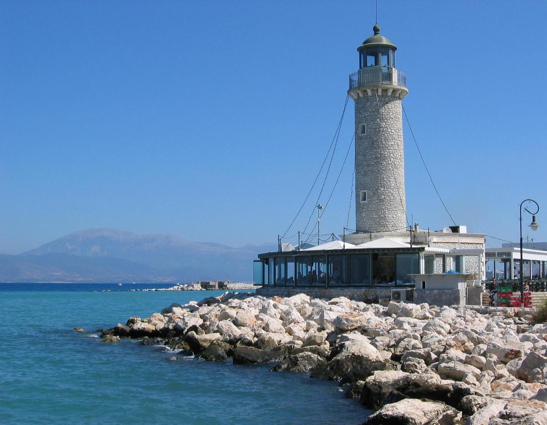 Patra Lighthouse - Greece