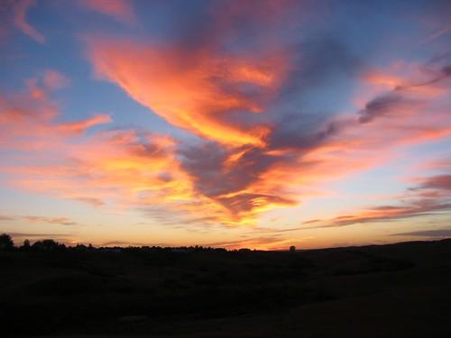 sunset northdakota nd mandan mandannd