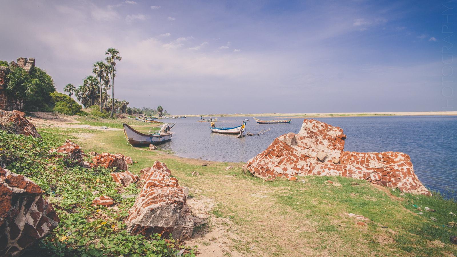 Alamparai Fort, Tamil Nadu