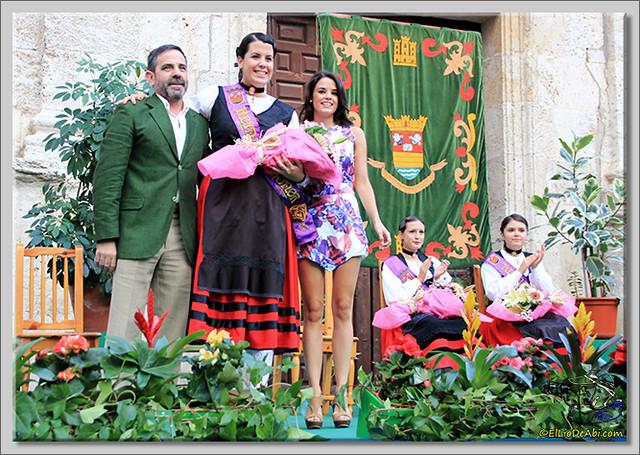 Briviesca en Fiestas 2.015 Proclamación de las Reinas y lectura del Pregón (16)