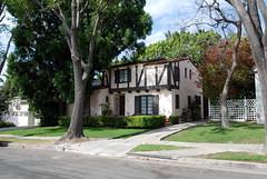 Fred E. Herman Residence, Merl L. Barker, Barker & Ott 1927