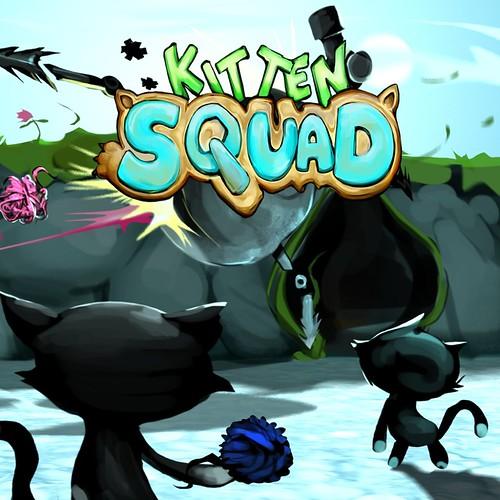 Kitten Squad