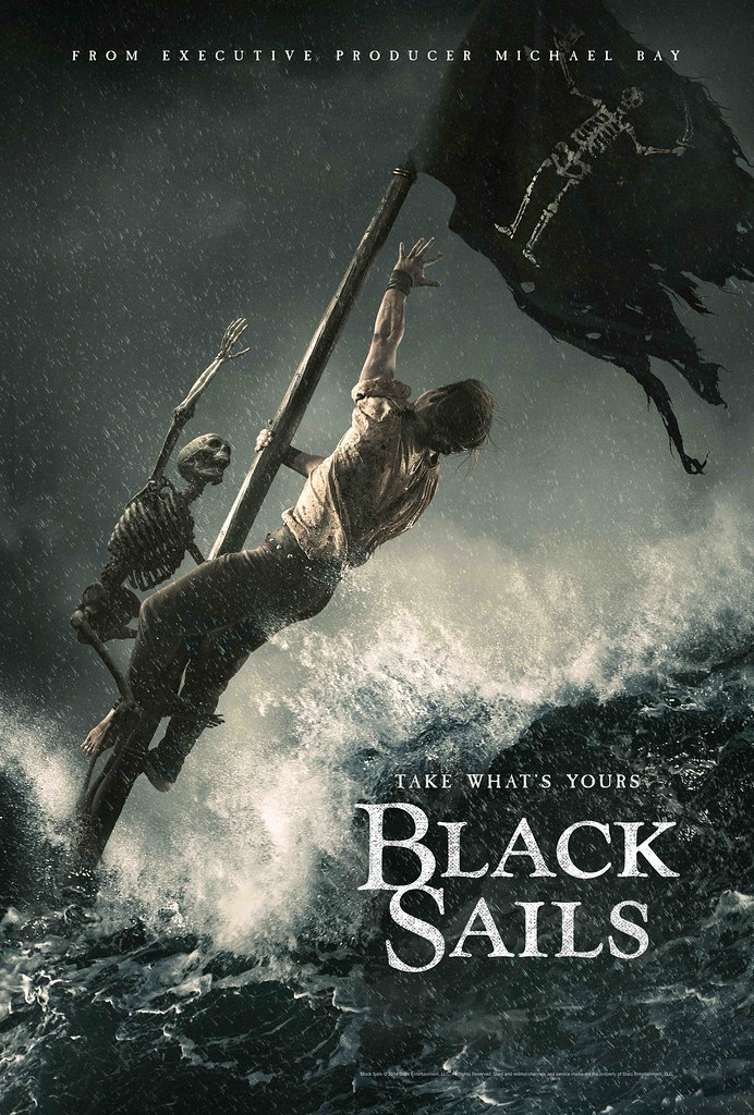 Black Sails Season 2 Poster