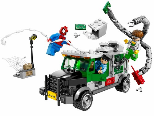 LEGO Ultimate Spider-man 76015