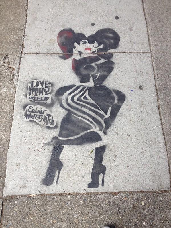 Pavement Graffiti