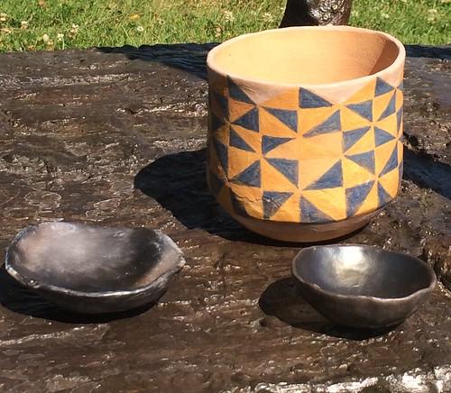Primitive Raku: A Ceramics Workshop with Katheryn Corbin, September 21, 2015, 10 am-4 pm