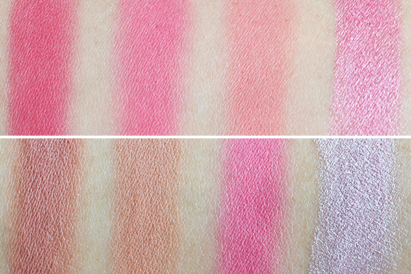 Makeup Revolution Sugar and Spice Ultra Blush and Contour Palette Review, Photos and Swatches