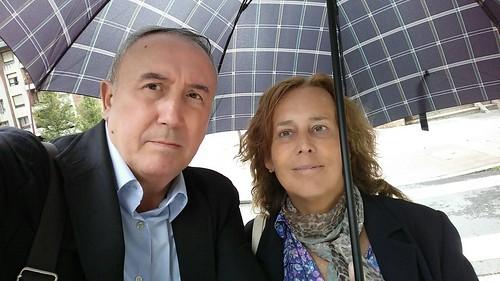 Mikel y Carmen 20150904