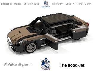 Ralston Tigre - MkIV Limousine (2016)