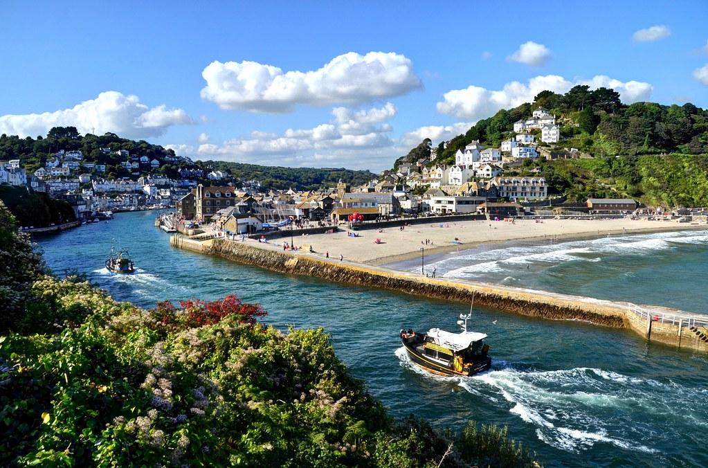 Looe, Cornwall