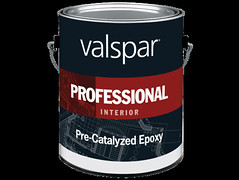 Valspar has expanded its professional range of products