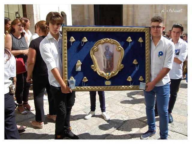 Casamassima-L'intervista post San Rocco al presidente del Comitato (8)