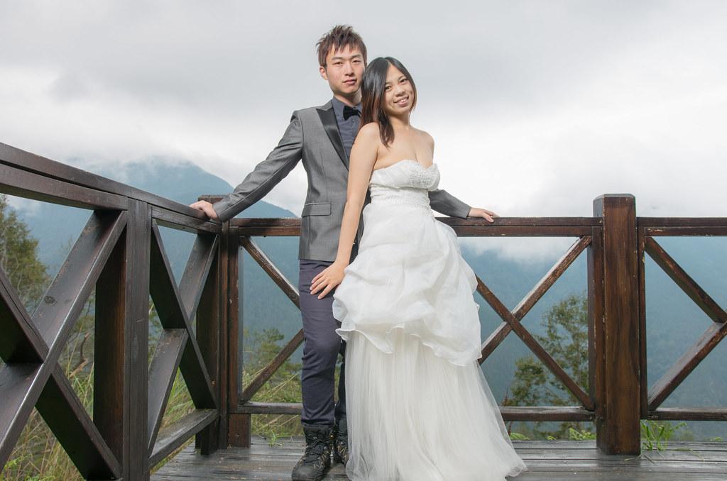 好天氣,就是要上雪山拍婚紗啊!不然要幹嘛?
