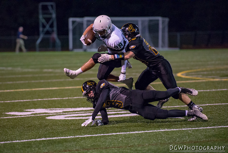 Jonathan Law vs. Guilford - High School Football
