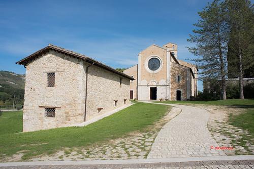 Castel Castagna (TE): Santa Maria di Ronzano (2015)