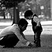 Father And Son... B/W by Until The 12th of Never ~ ᶫᵒᵛᵉᵧₒᵤ