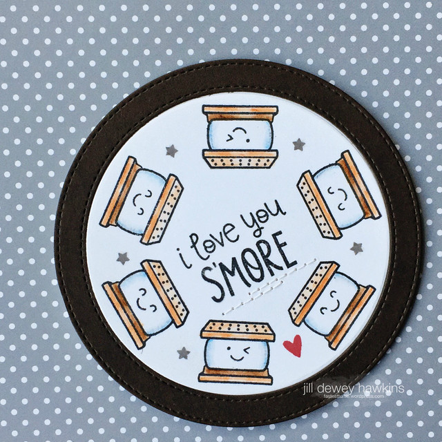 I love you s'more
