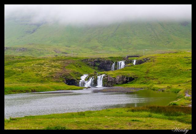 Cascada Kirkjufellsfoss