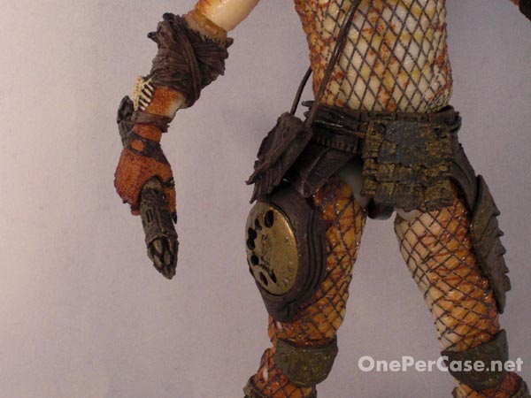 NECA Predators Wave 5 Stalker Predator 2 The Lost Tribe Action Figure Brother Boar (10)