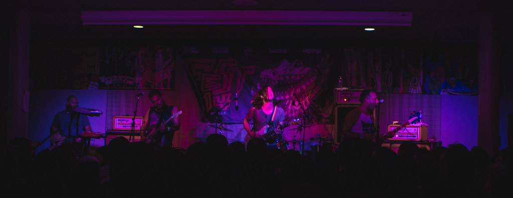 Antarctigo Vespucci @ The Wooly | 11.1.15 | Fest 14