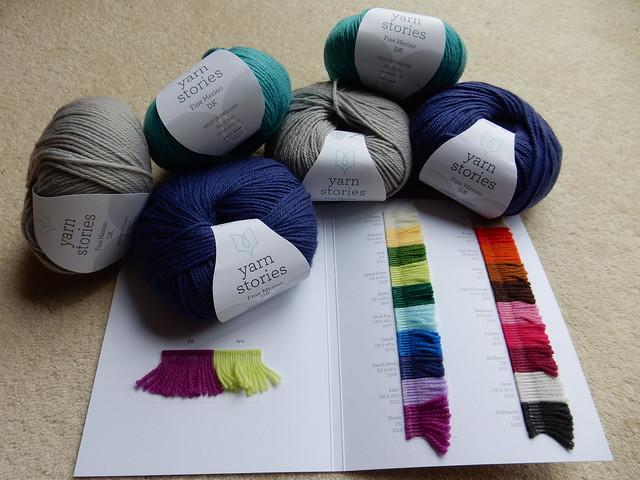Yarn Stories haul